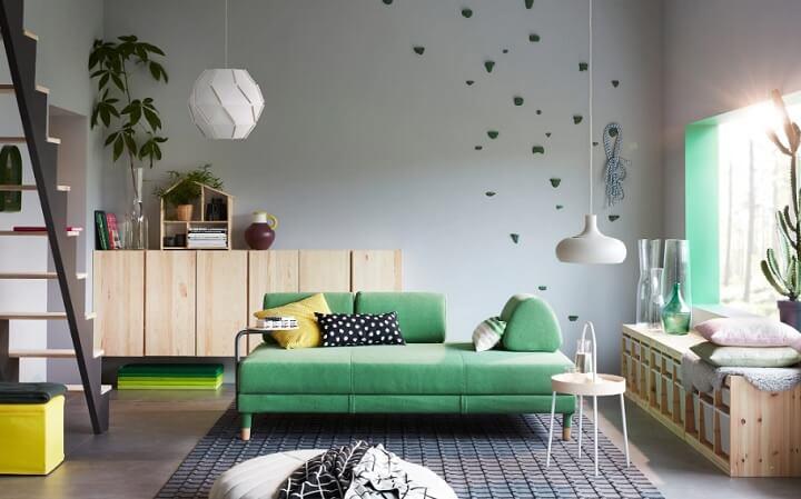 salon-con-sofa-cama