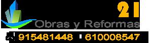 Reformas Madrid 21-Obras y Reformas Madrid